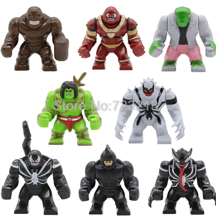 Aliexpress.com : Buy Super Hero Big 7cm Clayface Rhino ...