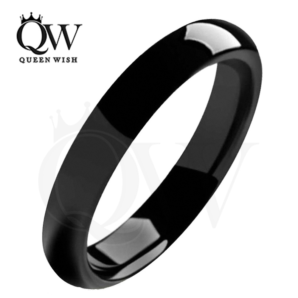 Black Tungsten Rings, Black Wedding Bands For Women, Wedding Ring Finger,  Ring Sizes For Women, His And Hers Wedding Bands, Cheap Bridal Set Rings,