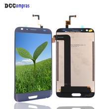 For Doogee BL5000 LCD Display Touch Screen Digitizer High Quality Phone Parts For Doogee BL5000 LCD Display for doogee dg700 new assembly doogeedg700 phone touch screen lcd display screen to display on the outside