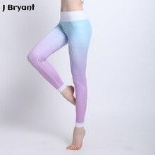 J Bryant 2017 Pantalon de Formation de Yoga Sport Legging Femmes De Yoga Legging Sport Yoga Pantalon de Fitness Femmes Sport Vêtements de Sport