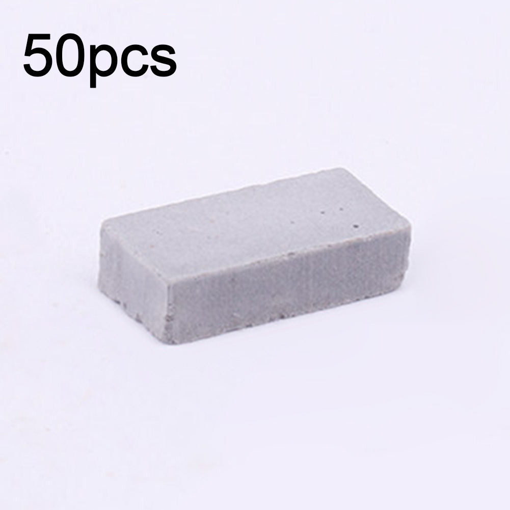 50PCS Sand Table Simulation Brick Portable Toy Modelling Building Miniature Decorative Diorama Kids Landscape DIY Durable