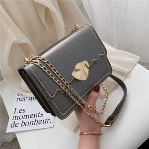 Female Crossbody Thread Bags For Women 2019 Quality PU Leather Luxury Handbags Designer Sac Main Ladies Shoulder Messenger Bag
