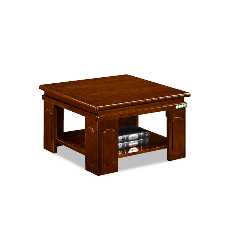 Office Furniture Wood Coffee Table Parlor Rectangular Combination Living Room Sofa Home Business Teasideend In Tables From On