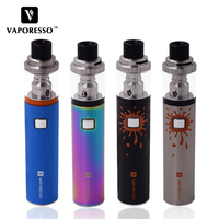 Original Vaporesso VECO PLUS SOLO Starter Kit 3300mAh Electronic Cigarette Battery 4ml Veco Plus Tank SS316 0.3ohm Coil Vape Kit