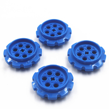 Building Blocks BulkTechnic Parts 4 pcs SPROCKET, DIA40,7 compatible with lego for kids boys toy MOC4582792