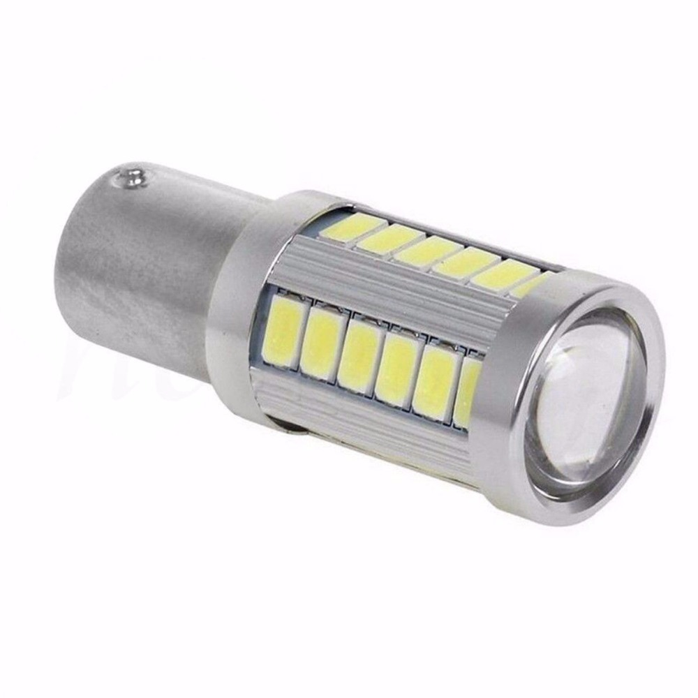 CYAN SOIL BAY 1x High Quality 1157 BAY15D P21/5W 33 SMD 5630 5730 Led Car Stop Lamp Rear Tail Bulb 33SMD Auto DRL Amber 12V cyan soil bay 12v 1157 p21 5w bay15d 63 66 smd led auto brake light fog bulb car rear parking stop lamp bright than 33 smd red