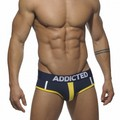 ropa interior hombre calzoncillos marcas Cotton Popular Brand Fashion Brands Mens Underwear Briefs, gay underwear slips