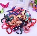 20 pcs/Pack  Fashion Elastic Hair Band Hairband Holder headband hair accessories rabbit ear hair band