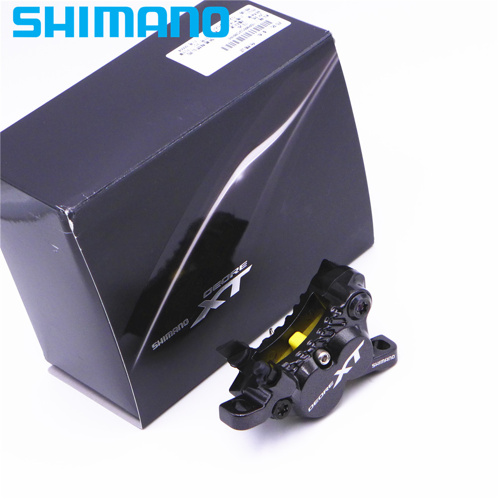 SHIMANO <font><b>XT</b></font> <font><b>M8020</b></font> 4-Piston Hydraulic Disc Brake Caliper BR-<font><b>M8020</b></font> image