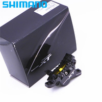 Shimano xt m8020 4 피스톤 유압 디스크 브레이크 캘리퍼 BR-M8020