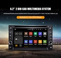 Car DVD Player Double Din In-dash Video Player 3G Wifi GPS Navigation Car DVD DU6533 Universal Quad-Core 2 Din Android 5.1