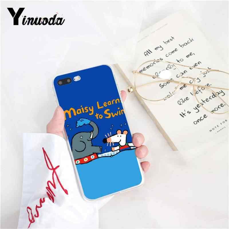 Yinuoda Maisy Mose Story Coque чехол для iPhone X XS MAX 6 6s 7 7 plus 8 8 Plus 5 5S SE XR 10 Shell