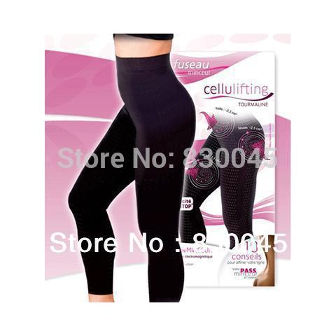 Hot Sale * Slim Panty Long Celluflex tourmaline Slimming Briefs Boxer Legging SL004-L