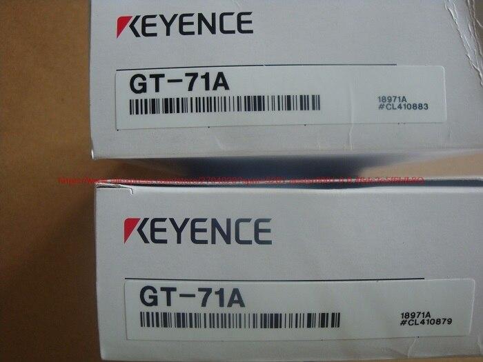 Sortie NPN de capteur de déplacement de Contact de GT-71A