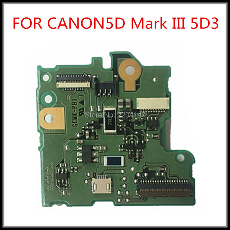 100% nova originalna donja ploča / PCB za Canon EOS 5D Mark III / - Kamera i foto - Foto 1