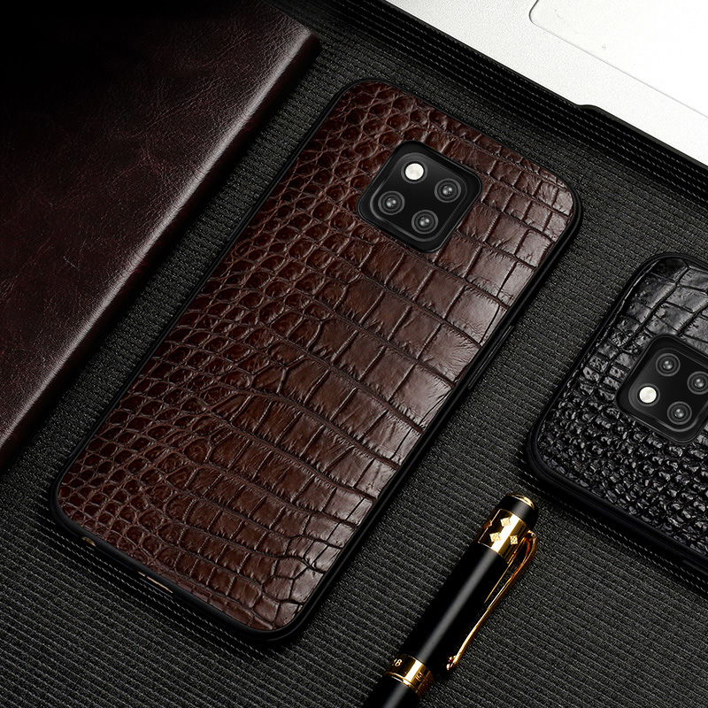 natural Genuine Leather Crocodile skin phone case for Huawei mate 20 10 pro mate 9 pro Honor 9 All inclusive soft shell covernatural Genuine Leather Crocodile skin phone case for Huawei mate 20 10 pro mate 9 pro Honor 9 All inclusive soft shell cover