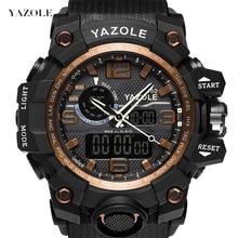 Men's Watch Waterproof Electronic Men Watches Military Multi-function Outdoor Sports Electronic Wristwatch Clock Kol Saati