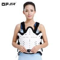 Ортез на талию OPER Airbag грудная Скоба фиксация для Поясничный Бандаж регулируемый кронштейн для перелома BO-56-3