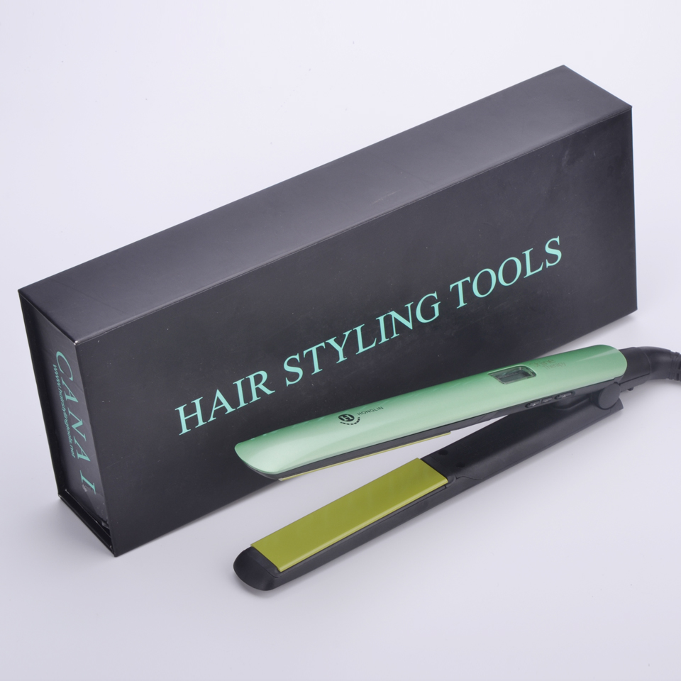 2018 Straightening Irons Temperature Styling Tools Professional Hair Straightener Rapid Heating Flat Iron Tourmaline Ceramic