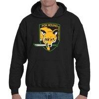 Sweatshirt Metal Gear Fox Hound Unit Logo Sweatshirt