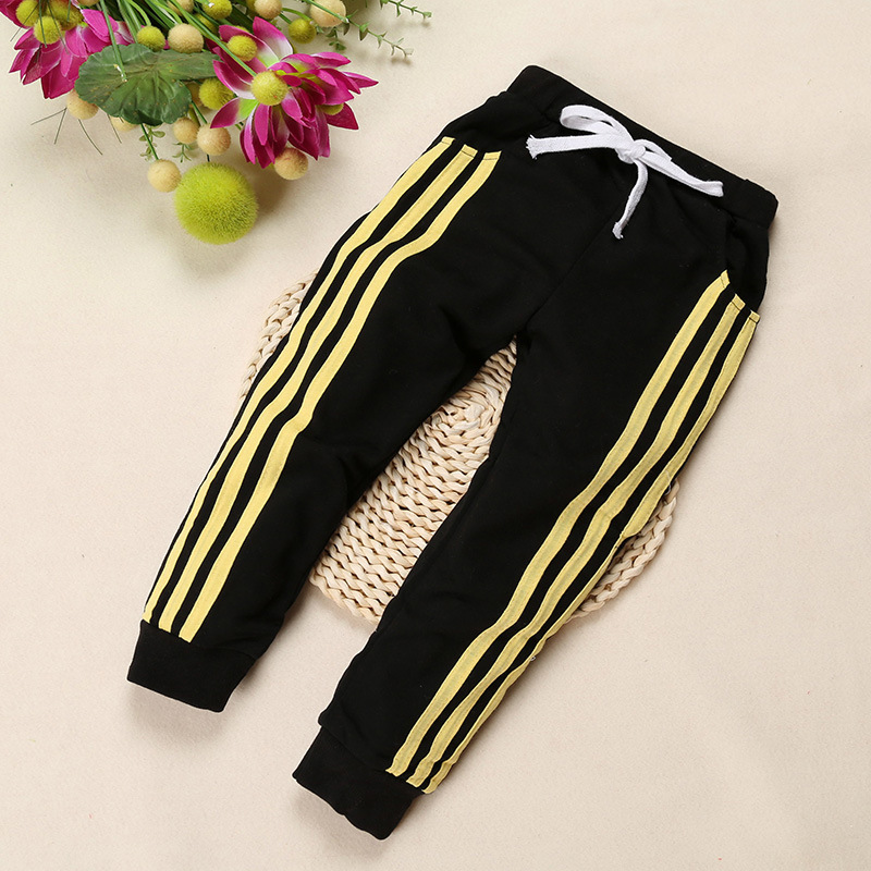 2018 Baby Cotton Full Trousers Newborn Casual Spring Autumn Pants Long Infants Boys Harem Pants Baby Boys Girls Clothing Pants 1