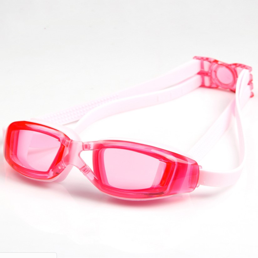 Kids Swimming Anti-Fog UV Protection Prescription Goggles Waterproof Glasses Goggle 13