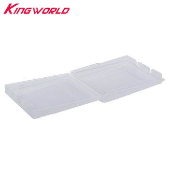 200pcs Plastic Game Card Cartridge Cases  Protector for G-ameBoy Color for G-BC Storage Box