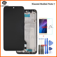 For Xiaomi Redmi Note 7 LCD Display Screen Digitizer Assembly Redmi Note7pro LCD Display 10 Point Touch Repair Parts