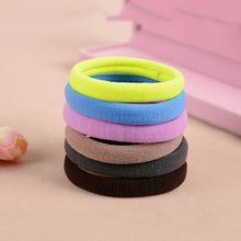 1 Pcs Multicolor High Elastic Styling Hair Rope