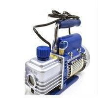 1.5L Электрический вакуумный насос FY 1.5H N аспиратор насос кондиционирования воздуха и охлаждения ремонт вакуумный насос 180 Вт 5.4M3/ч