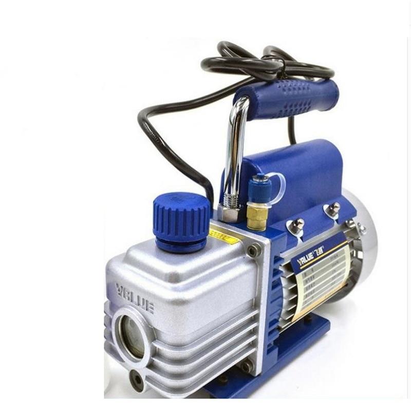 1.5L Electric Vacuum Pump FY-1.5H-N Aspirator Pump Air Conditioning And Refrigeration Repair Vacuum Pump 180W 5.4M3 / H fy 2c n 2l mini vacuum pump filtration experiments air conditioning fridge 2mpa model vacuum pump 250w 7 2m3 h
