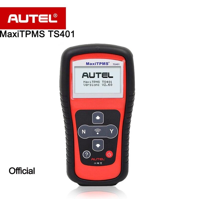 Autel MaxiTPMS TS401 Tire Pressure Sensor TPMS Diagnostic and Service Tool Code Readers Scan Tools