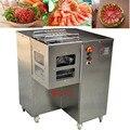 QSJ-B Venta caliente multifunción cortador de carne de la máquina 800 KG/HR carne cortadora de carne de cortar en cubitos