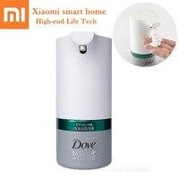 Hot Xiaomi Mijia Automatic Induction Foam Washing Face Machine Skin Oil Control Moisturizing Men's Professional Face Cleanser