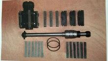 Metalworking tools horning tool honing head abrasive tools Dual grinding hone (125mm-160mm)