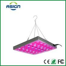 Лампы для растений 110 В 220 В 45 Вт привело светать полный спектр Fitolampy Фито лампа 1500Lm висит плоский led завода светать Панель