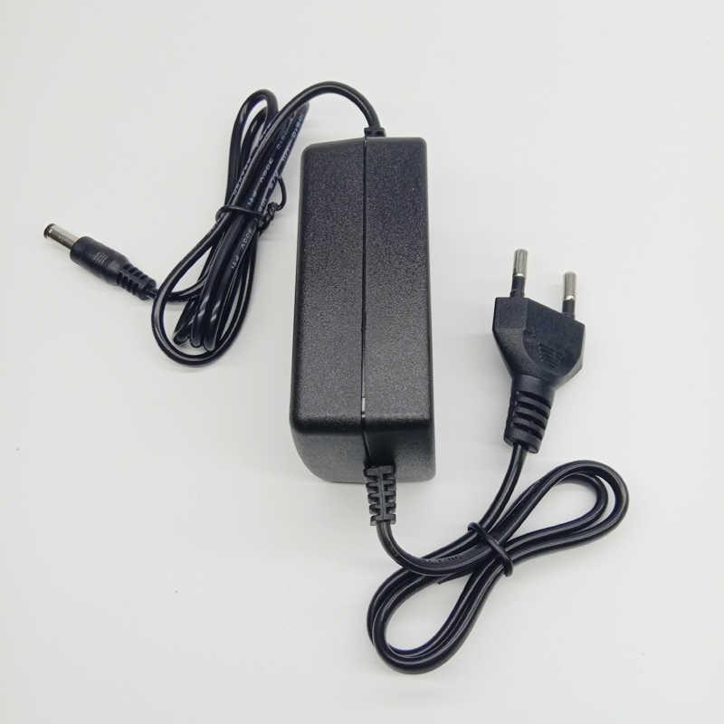 La UE nos enchufe 18 potencia de voltaje adaptador universal adaptador de CA para suministro de energía 18V 1A adaptador de transformador dc5.5mm * 2,5mm/2,1mm transformador