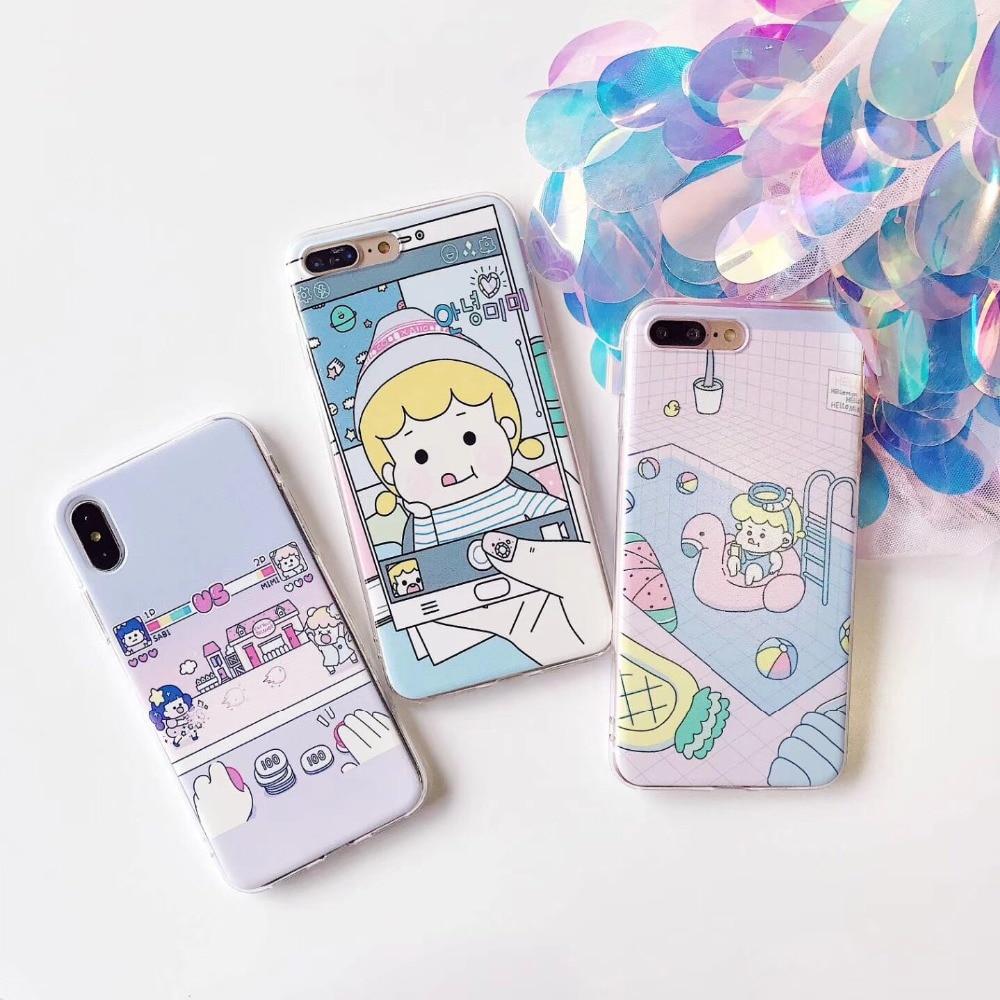 Cute korean iphone apps