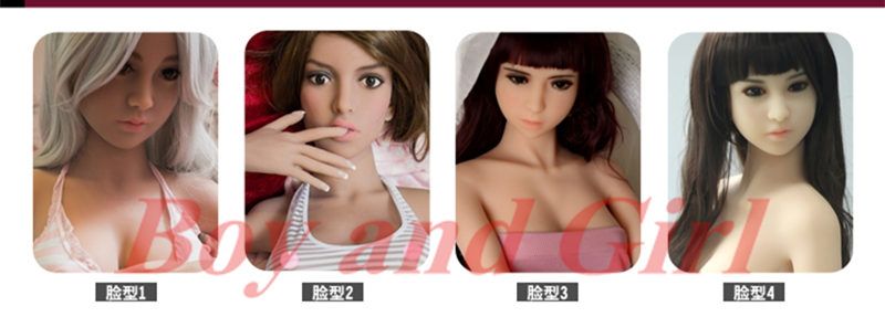 <font><b>Sex</b></font> <font><b>doll</b></font> head of 168cm 165cm 158cm 155cm 148cm 145cm 140cm <font><b>135cm</b></font> Top quality three skin colours Japanese or American or European image