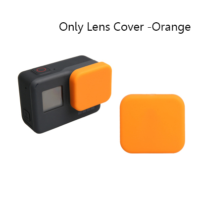 Lens Cover-Orange