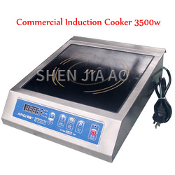 Commercial Induction Cooker 220v Plane Mala Tang Plane Induction Cooker Family High Power Induction Cooker 3.5kw