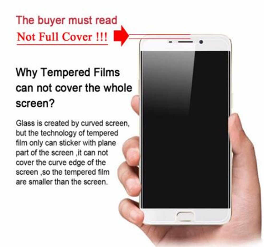 2.5D 9H Tempered Glass For Poptel Land Rover P9000 MAX Screen Protector Glass On The For Poptel P9000 MAX Protective Film Glass