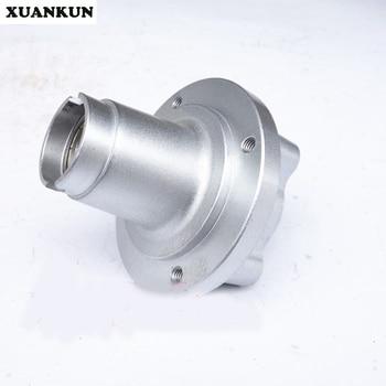 Accesorios para motocicleta XUANKUN tambor delantero antes del ensamblaje del núcleo del tambor antes del núcleo del tambor de freno de disco