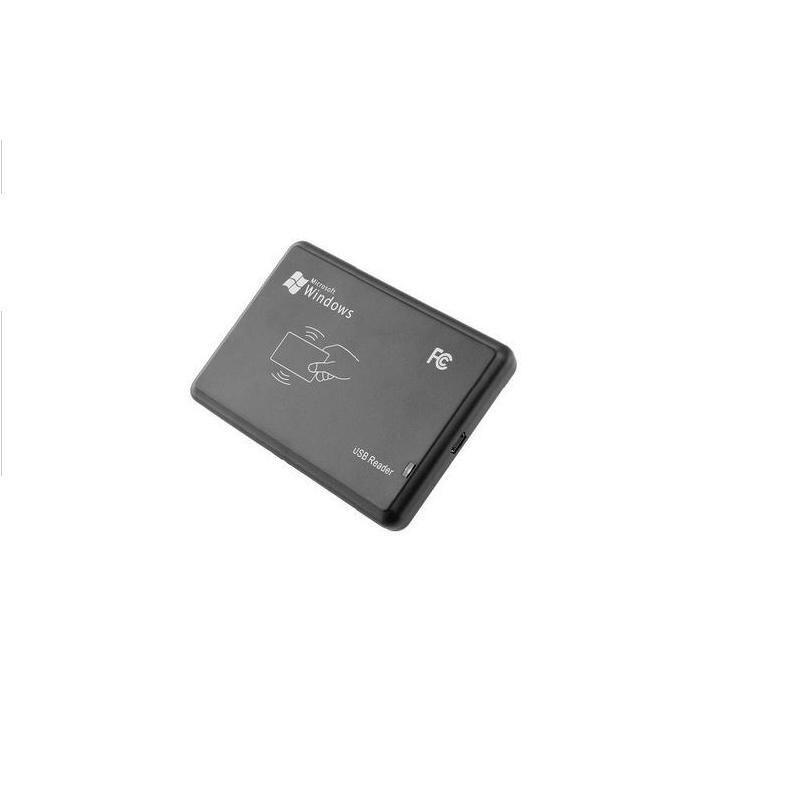 10pcs lot New USB RFID ID Contactless Proximity Smart Card Reader EM4001 EM4100 Windows