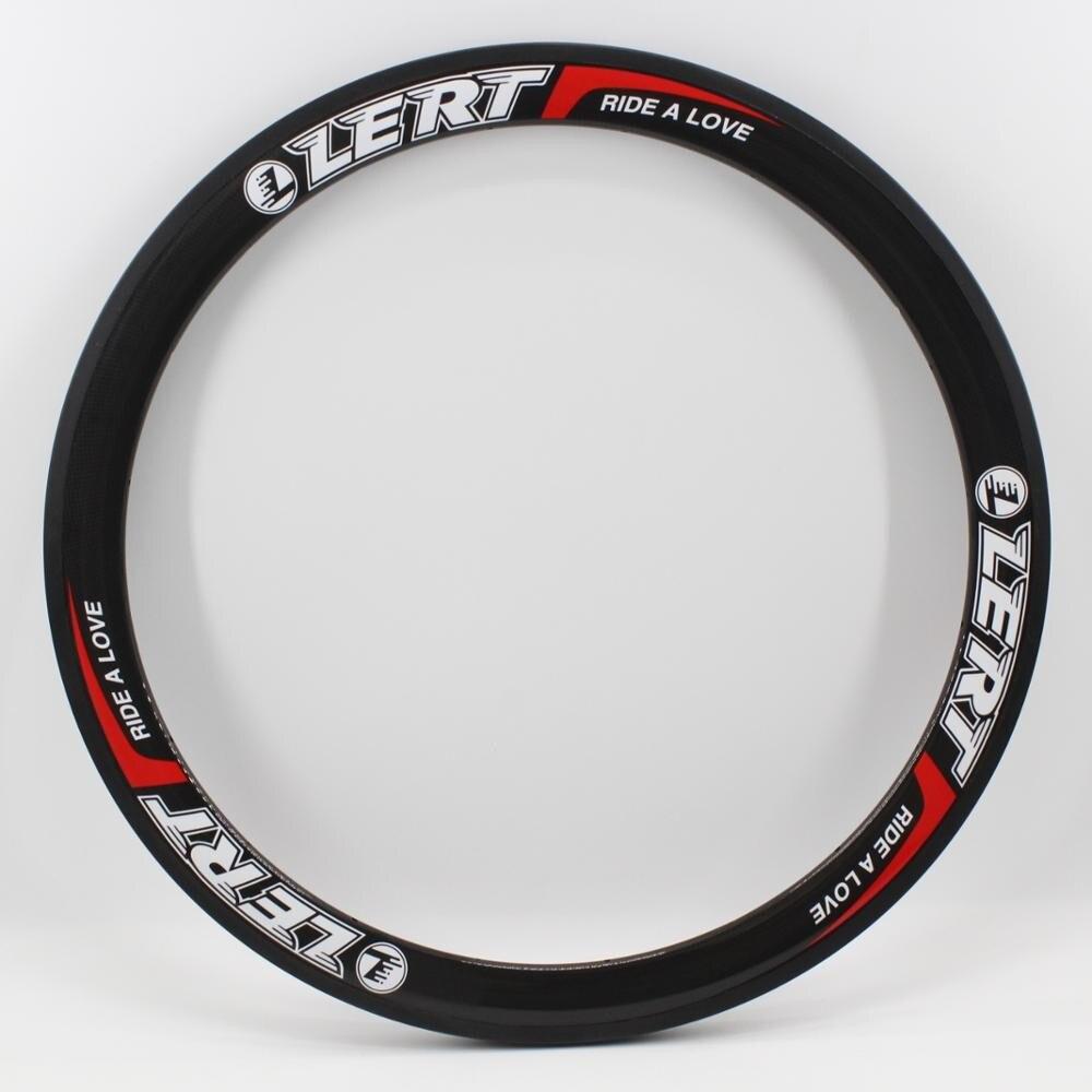 Nouveau LERT 700C 50mm vélo de route 3 K UD 12 K roues en carbone complet vélo jantes tubulaires basalte surface de frein 23/25mm largeur livraison gratuite