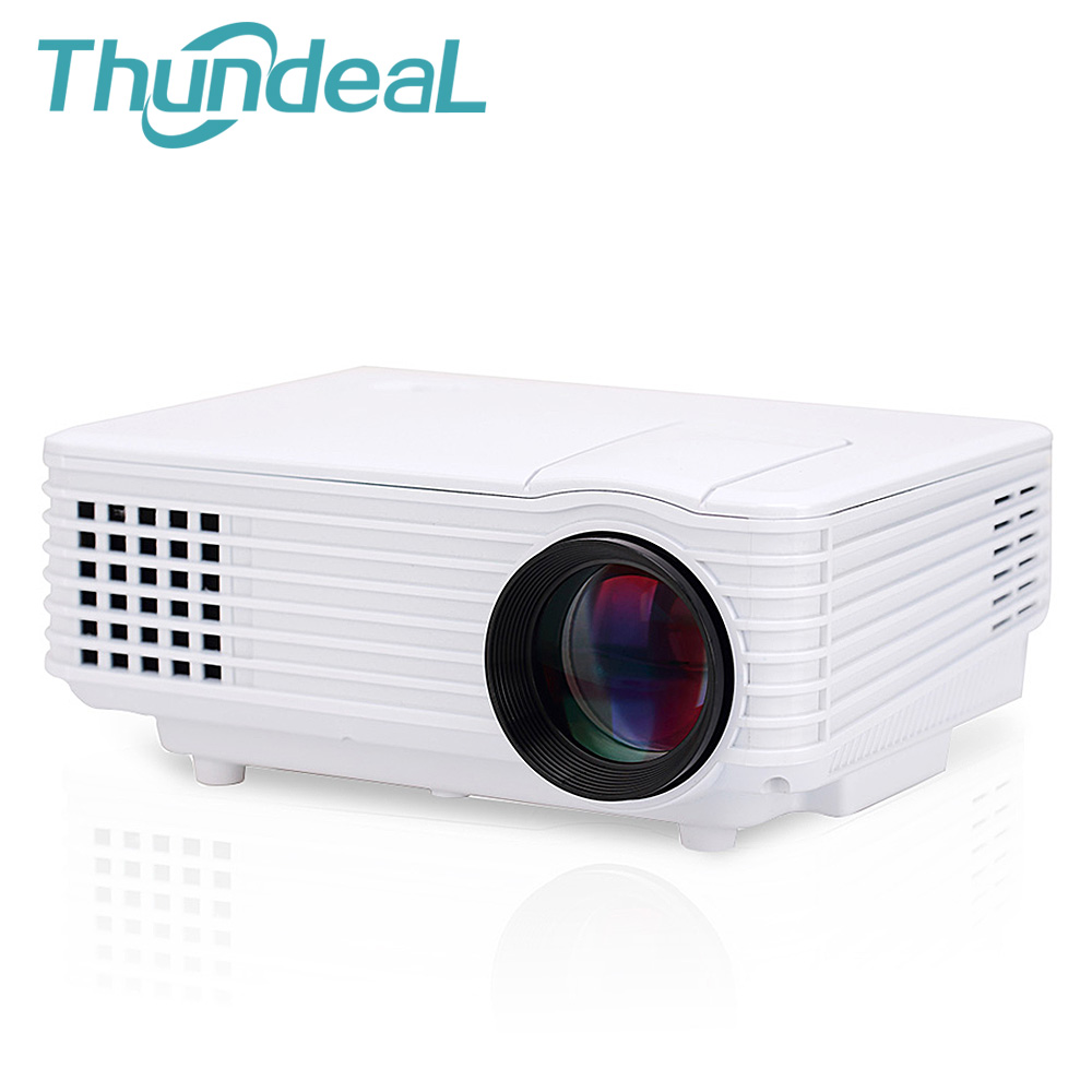 2016 new andriod wifi 800lumens rd 805 mini projector led for Best small projector 2016