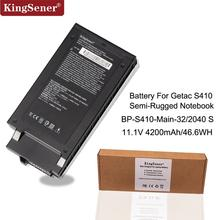 Laptop Battery S410 Notebook 4200mah Kingsener for Getac Semi-Rugged Bp-S410-Main-32/2040
