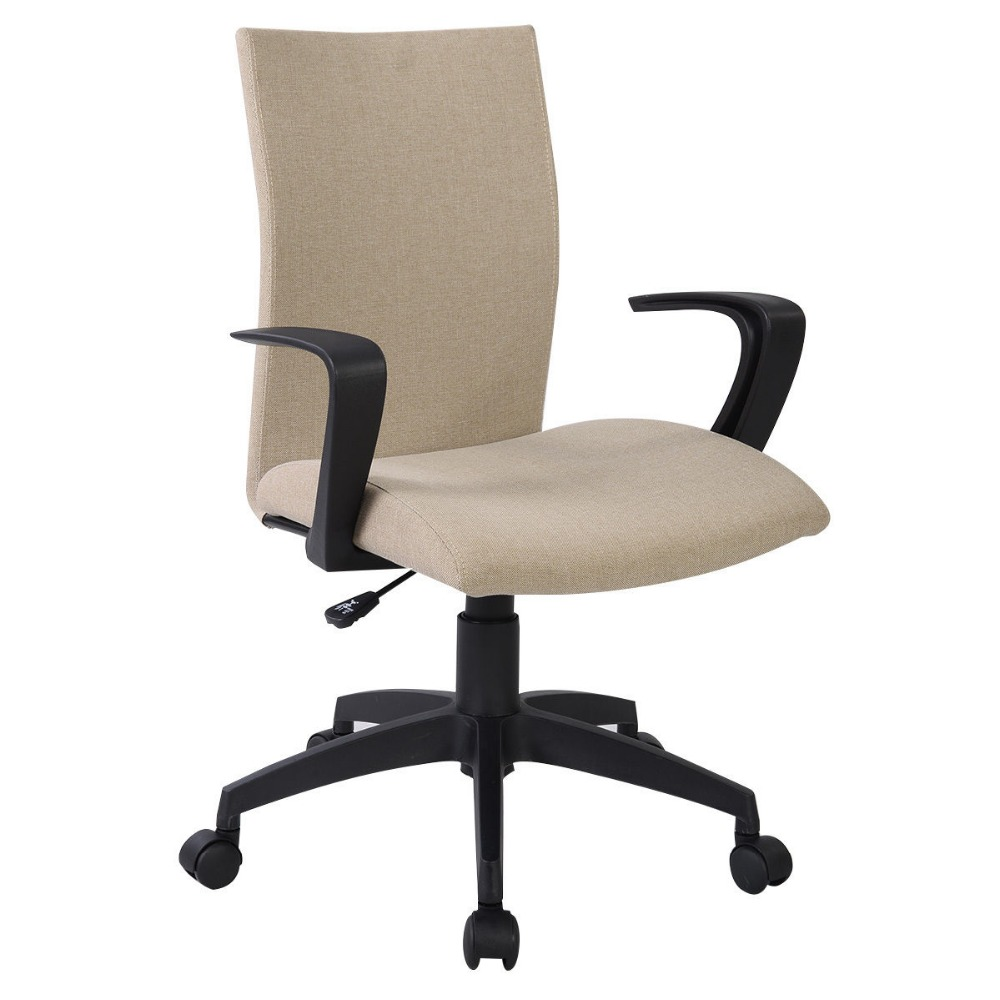Off white office chair Richfielduniversity New Off White Ergonomic Desk Task Office Chair Midback Executive Computer Chair On Aliexpresscom Alibaba Group Aliexpresscom New Off White Ergonomic Desk Task Office Chair Midback Executive