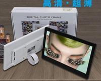 De nieuwste 10 inch high-definition LED digitale fotolijst Elektronische fotoalbum Video afspelen