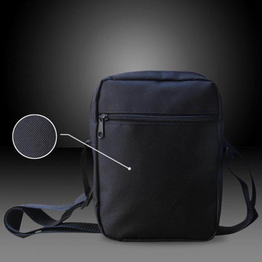 sacolas de homens homensageiro metallica Color : Black